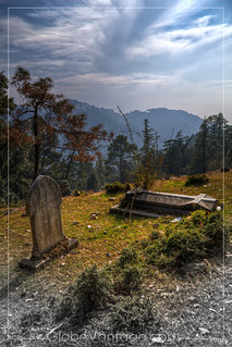 Mcleodganj cementary HDR | by GlobeVantage.com