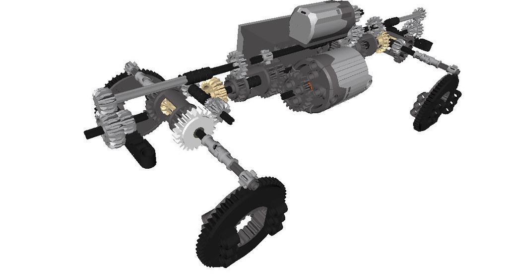 Lego Wheels Flickr