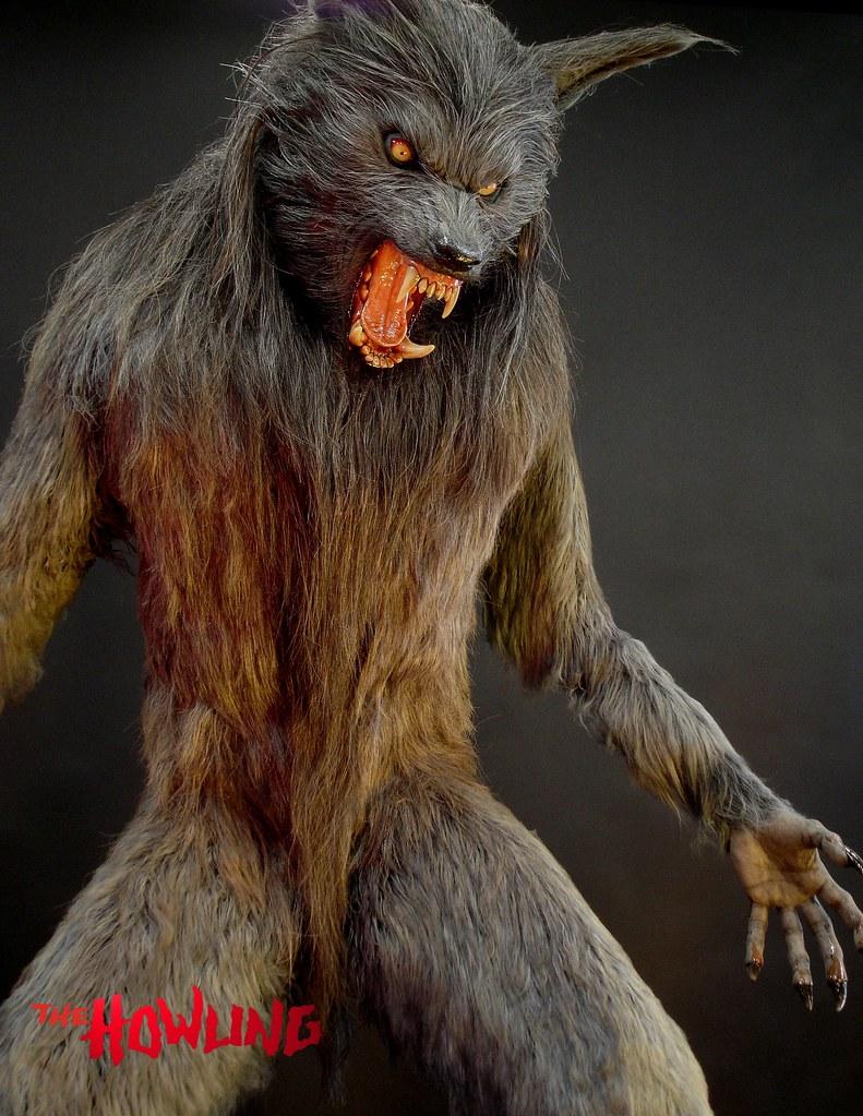 howling wolf fullsize movie prop werewolf wolfman film halloween fx magee fx by mageefx