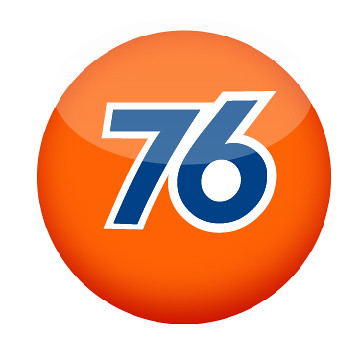 76 >> 76 Logo I Was At A 76 Gas Station And Saw The Logo And Was Flickr