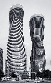 Twisted Towers | by Metro Tiff