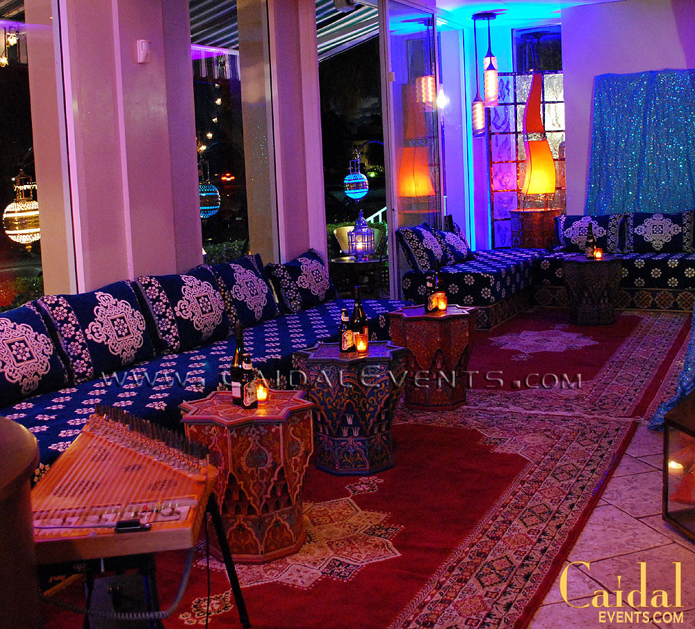 arabian moroccan themed dinner at bamboo cafe in naples florida 54 by moroccan arabian
