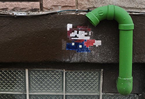 Mario in Pittsburgh | by Cadj