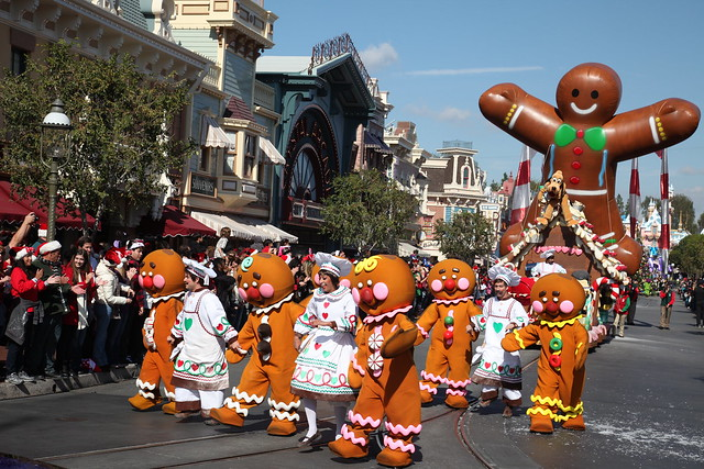 2011 disney parks christmas day parade tapings flickr