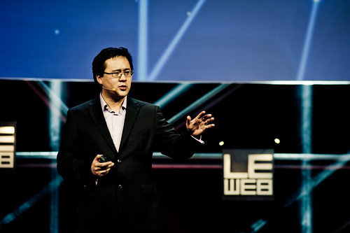 Jeremiah Owyang, Partner, Altimeter Group @ LeWeb 11 Les Docks-7588 | by LeWeb14