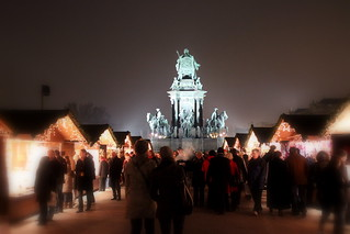 Christkindlmarkt Wien | by Silke30