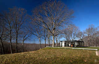 Philip Johnson Glass House | by @archphotographr