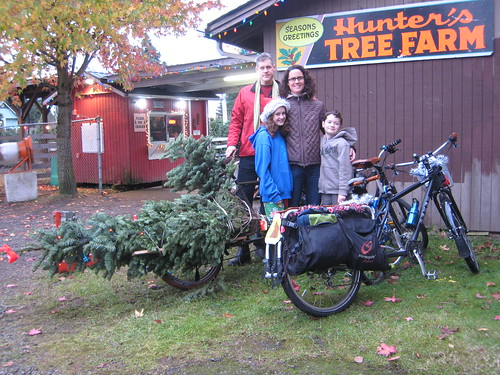 2011 Xtracycle Tree Haulin Family | by carfreedays