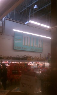 Milk // central market | by pattysmear