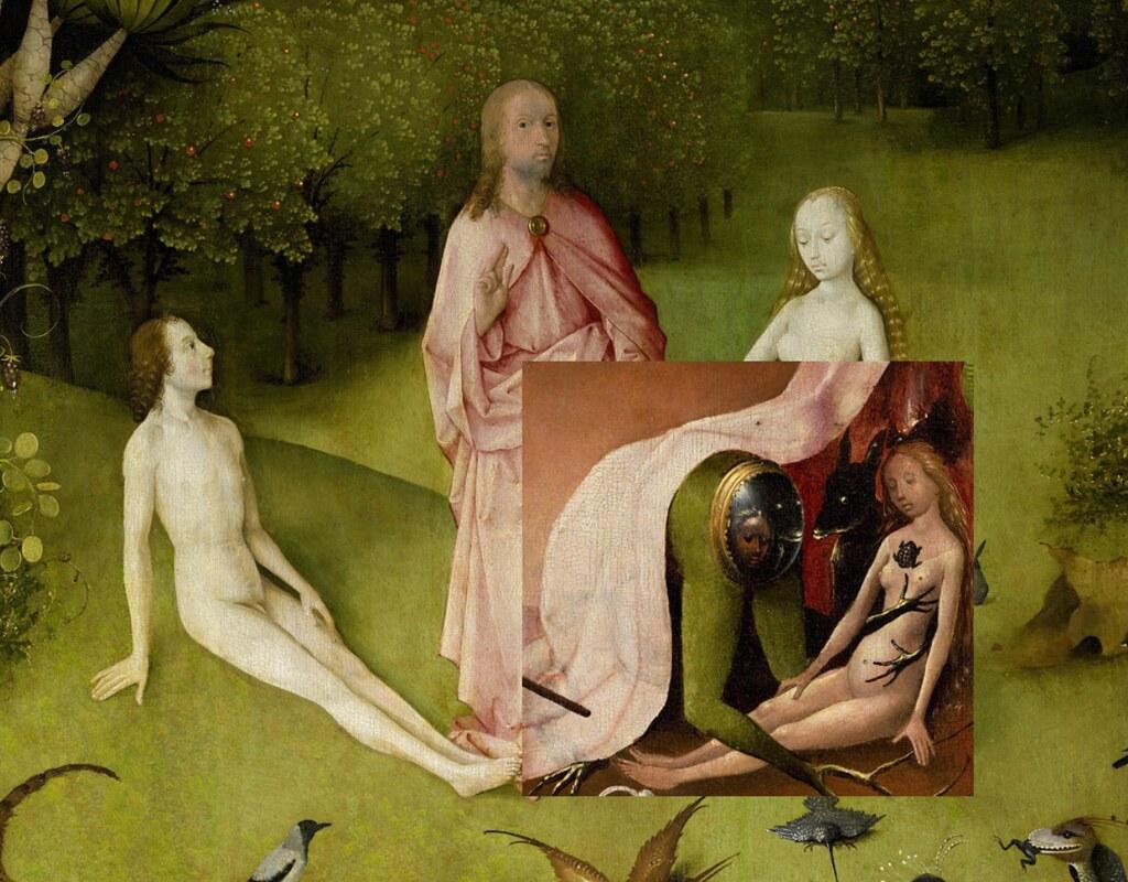 Risultati immagini per garden of earthly delights