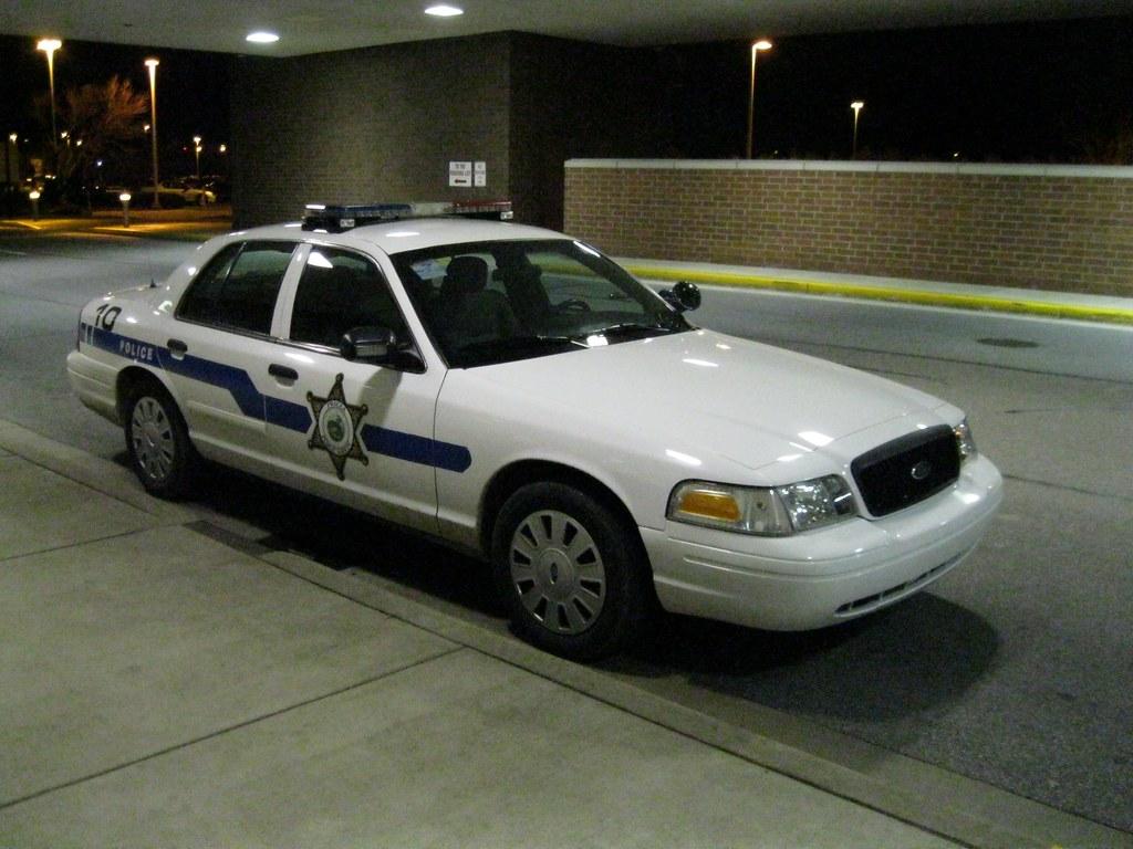 Fort Wayne Police Car | New design on side. | vik | Flickr
