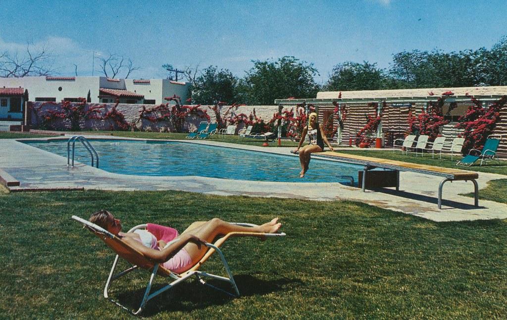 Del Camino Motor Hotel - El Paso, Texas