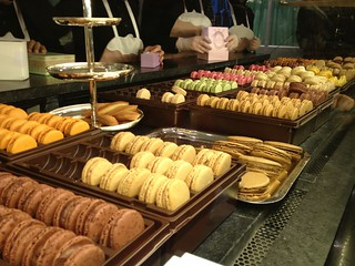 Laduree, NY | by Leslie at The L-List