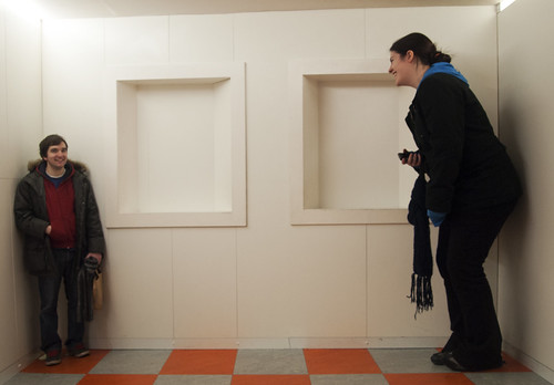 Ames Room New York