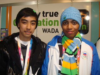 2012 Youth Olympic Games | by World Anti-Doping Agency