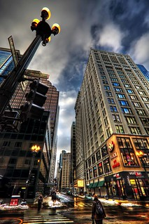 State & Monroe | by Don Ritt Photography
