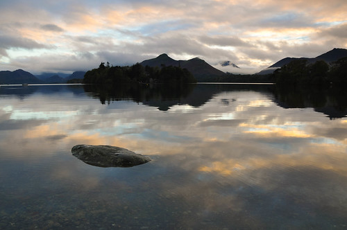 DSC_0147  Derwent Water | by wilkie,j ( says NO to badger cull :(