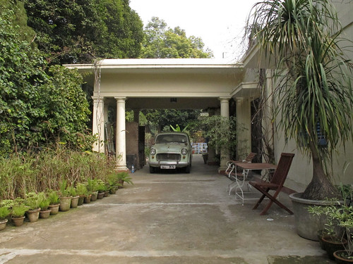 Lutyens-designed bungalow | by ouno design