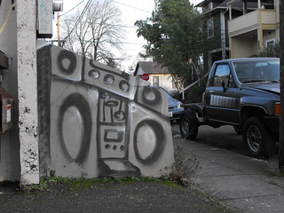 GHETTO BLASTER | by Anything for thee Shot