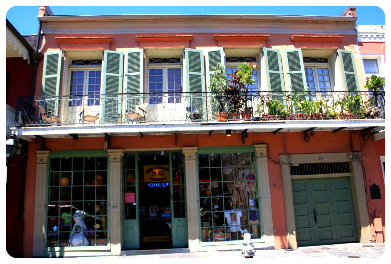 french quarter store