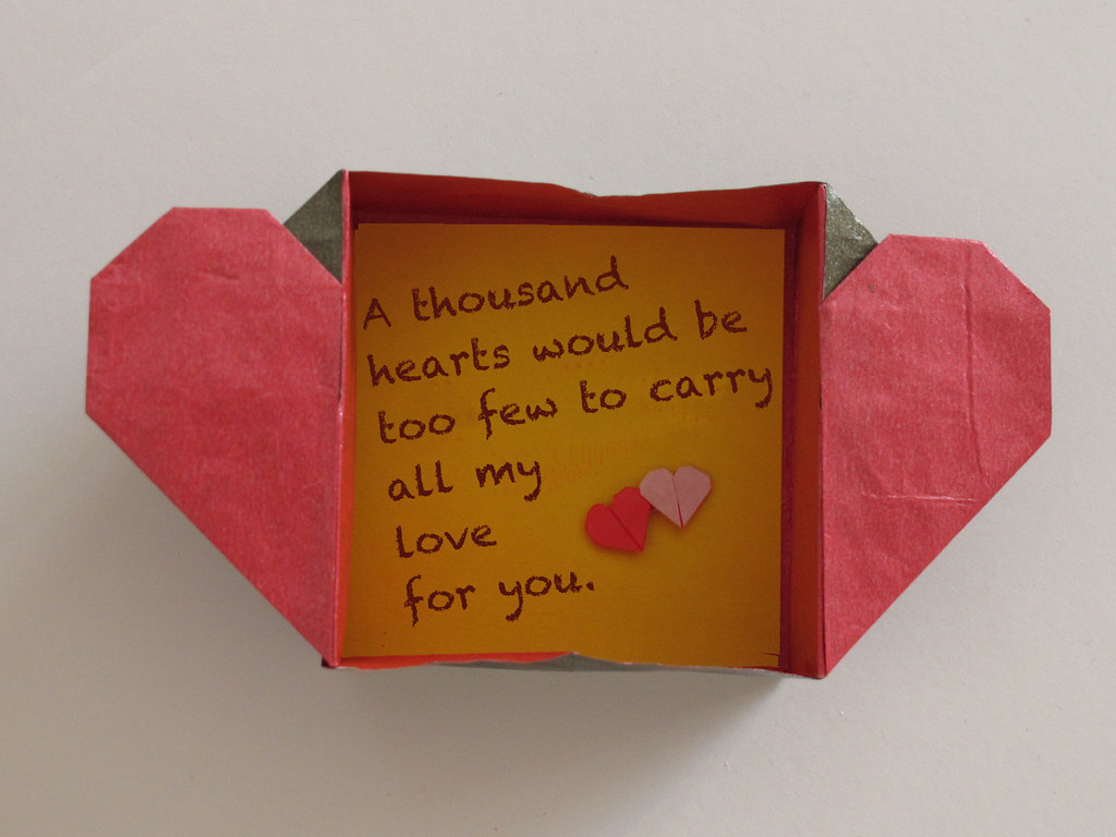 Heart Box Francis Ow