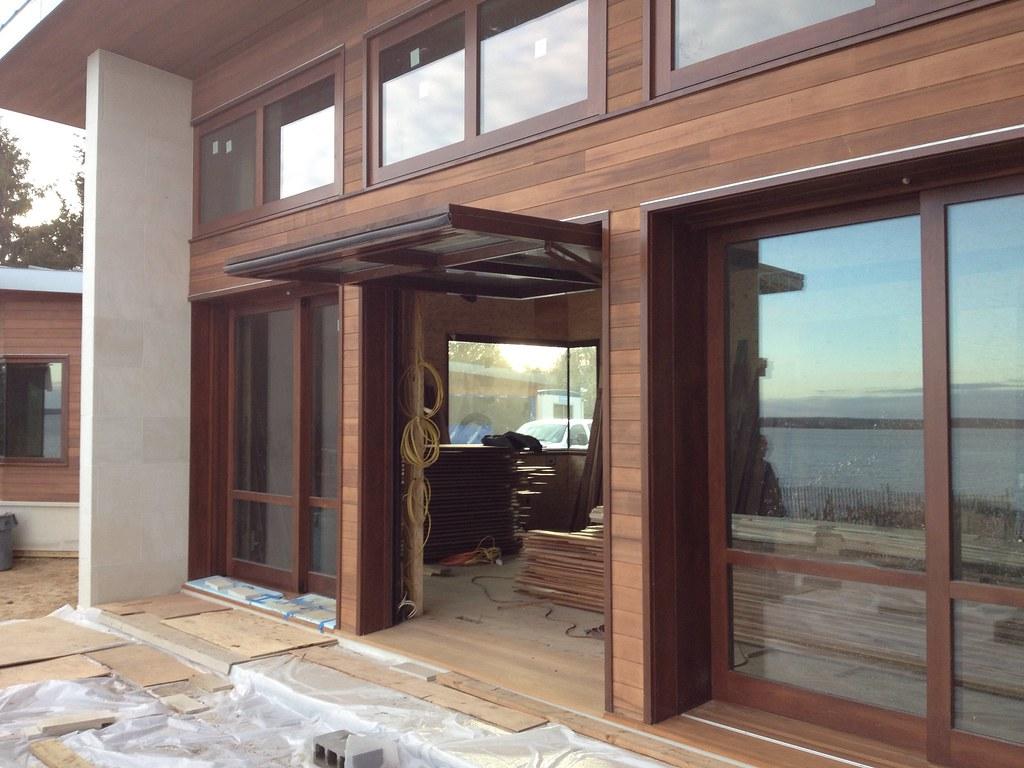 Renlita Doors Series 1000 Floataway Series 1000 Installe Flickr