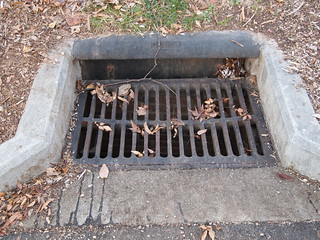 Street storm drain | by Fried Dough