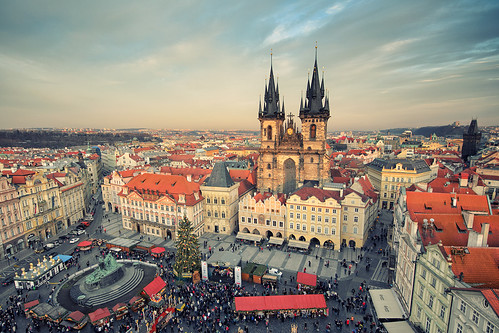 Christmas Market in Prague | by Philipp Klinger Photography