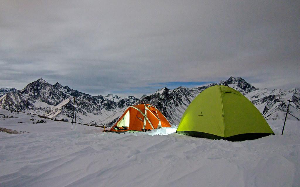 ... Mountain Hardwear EV 2 + Black Diamond Firstlight Tent | by tyrolmountains & Mountain Hardwear EV 2 + Black Diamond Firstlight Tent | Flickr