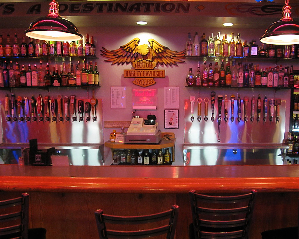 the route 66 road house bar & grill - draft beer on tap | flickr