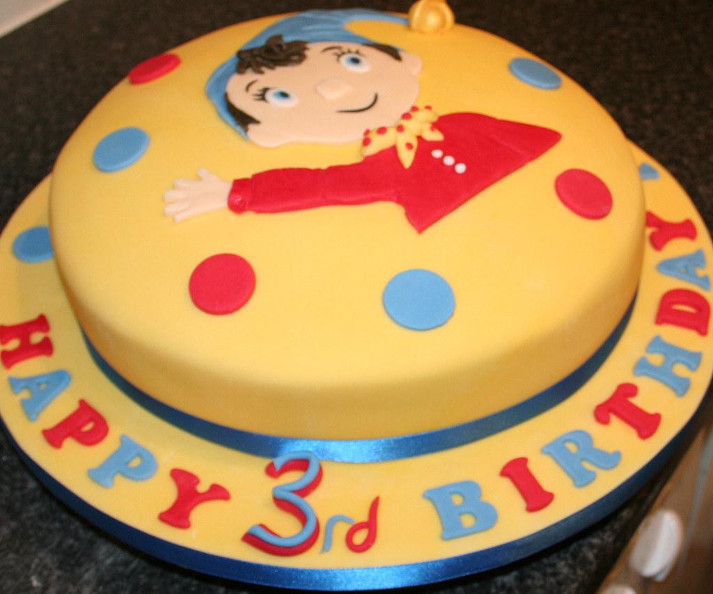 Noddy Birthday Cake Janet Whitehead Flickr