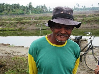 Shrimp farmer | by East Asia & Pacific on the rise - Blog