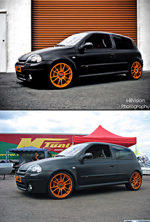 "Renault Clio RS ""Daily Racer"" - Before / After 
