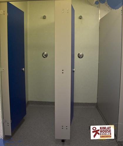 showers 2nd floor for washing you kinlay house flickr. Black Bedroom Furniture Sets. Home Design Ideas