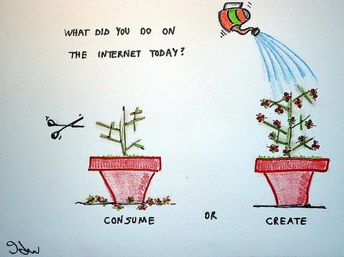 What did you do on the internet today? | by barbourians