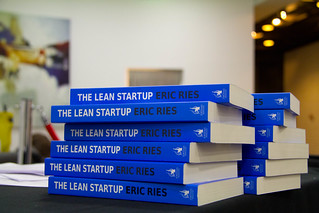 Eric Ries - The Lean Startup, London Edition | by betsyweber