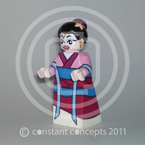 2011 Mulan #1 Constant Concepts | by Constant Concepts
