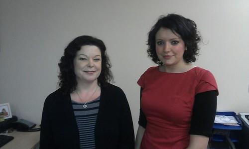 Ashleigh simpson and dawn purvis dawn purvis for Chambre public affairs