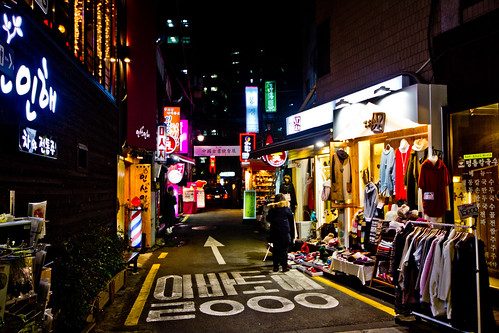 Insadong Side Street | by stuckinseoul