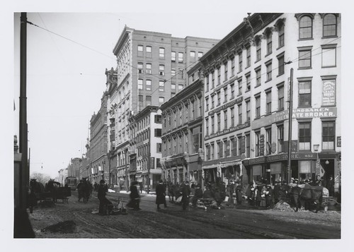 Main St. east side | by CT State Library