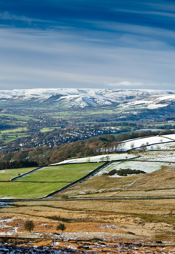 View towards Hathersage | by Dave Button