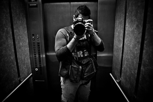 Me as a Modern Photographer | by Jorge Alberto Mendoza Mariscal