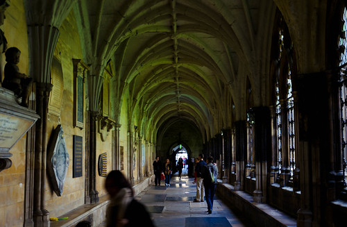 Westminster Abbey Cloister | by steves3511