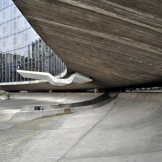 oscar niemeyer, architect: french communist party HQ, paris 1965-1971 | by seier+seier