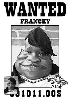 Caricature de Francky | by X-FAB