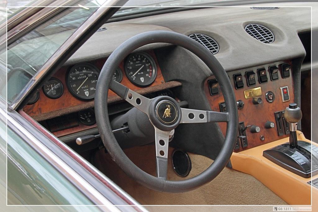 1970 Lamborghini Jarama 03 Lamborghini Jarama Is A Sport Flickr