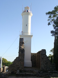 Colonia - Colonia lighthouse, the view from the top is amazing | by IFSA-Butler