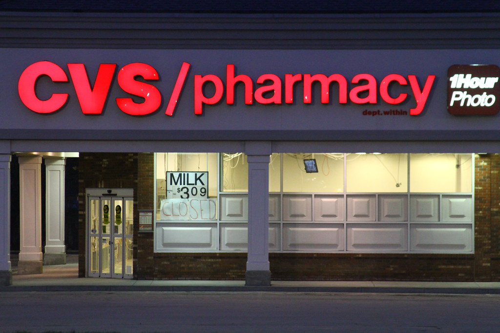 cvs west corners closed due to flooding it s back open now