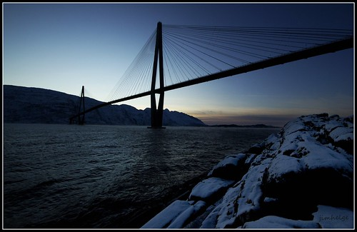 Bridge of contrast | by jimhelge