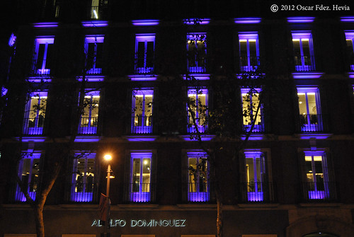 Adolfo dominguez iluminacion tienda de serrano madrid for Tiendas de adolfo dominguez en madrid